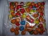 Drops - Lízátka s ovocnými příchutěmi